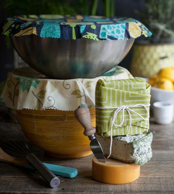How to Make Vegan Wax Food Wraps