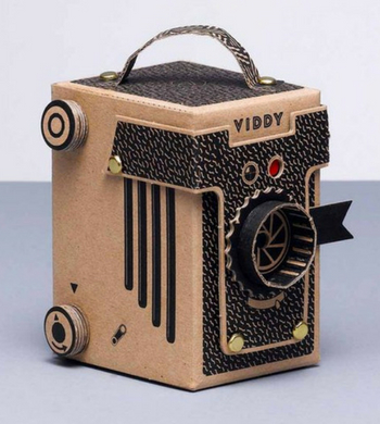 DIY Pinhole Camera School Holiday Workshop!