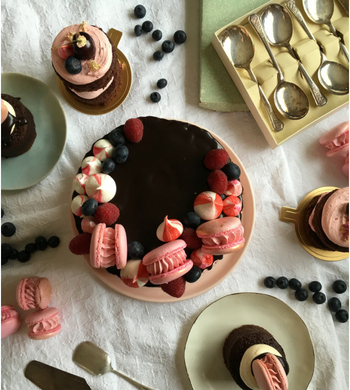 Dessert Decoration Masterclass
