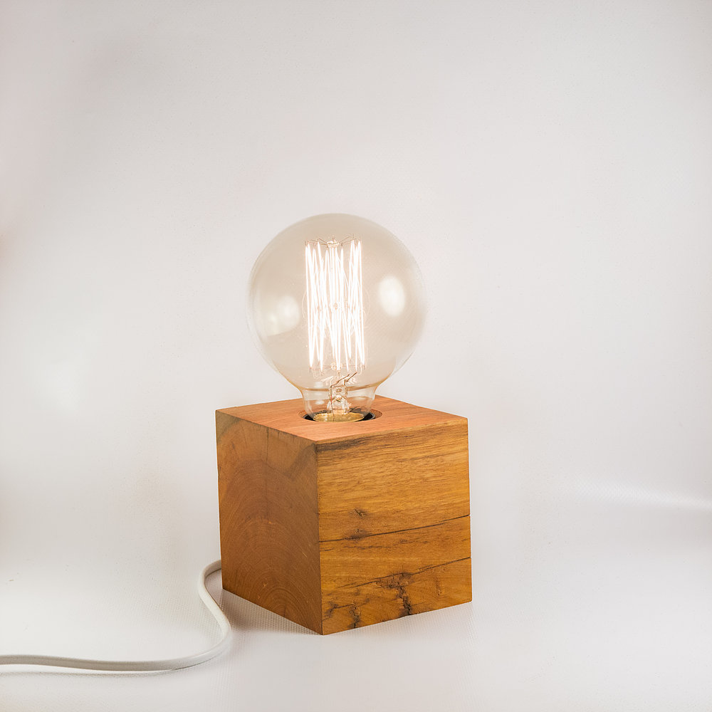 Upcycled Lamp Workshop