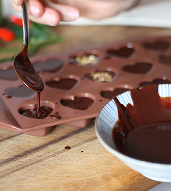 Orgasmic Raw Chocolate