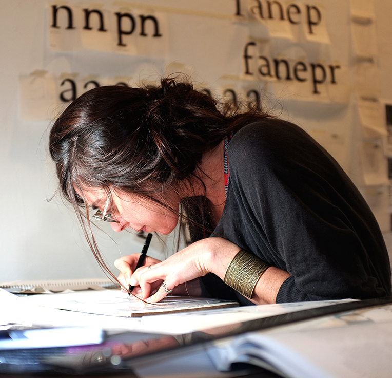 Festive Copperplate Calligraphy - Work-Shop
