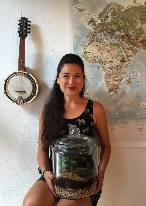 Amy Wong from Petite Green