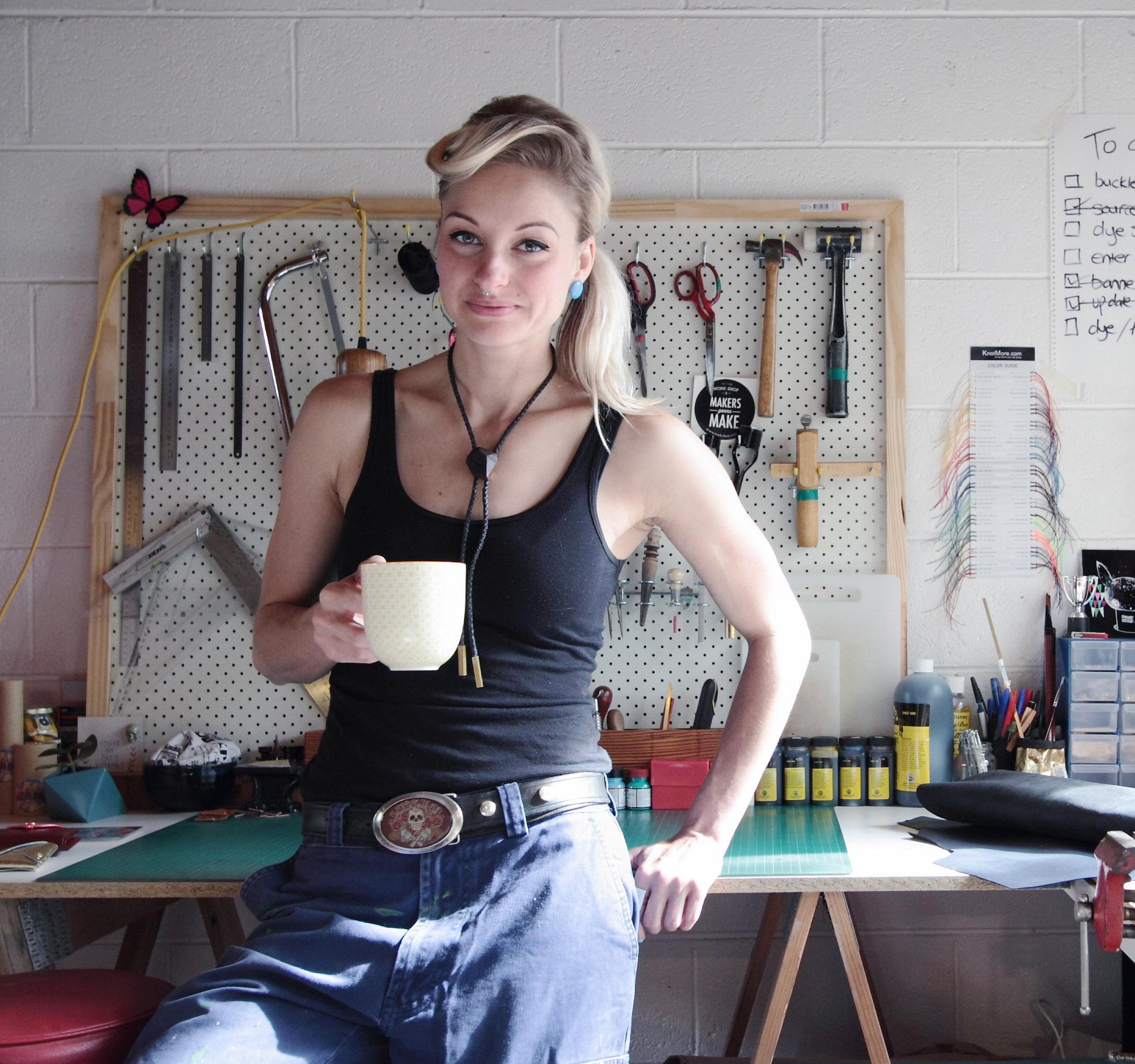 Katie Engelhardt from Studio Liebling