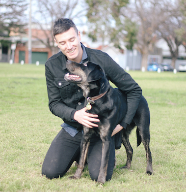 Tim Watson from Good Dog Behaviour & Training