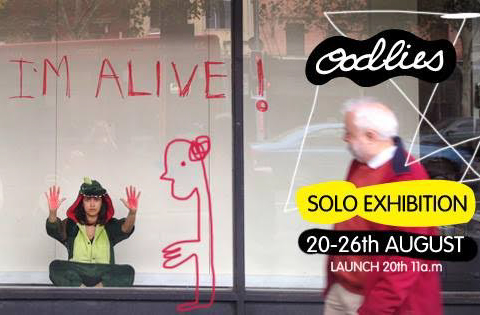 Oodlies – An Exhibition
