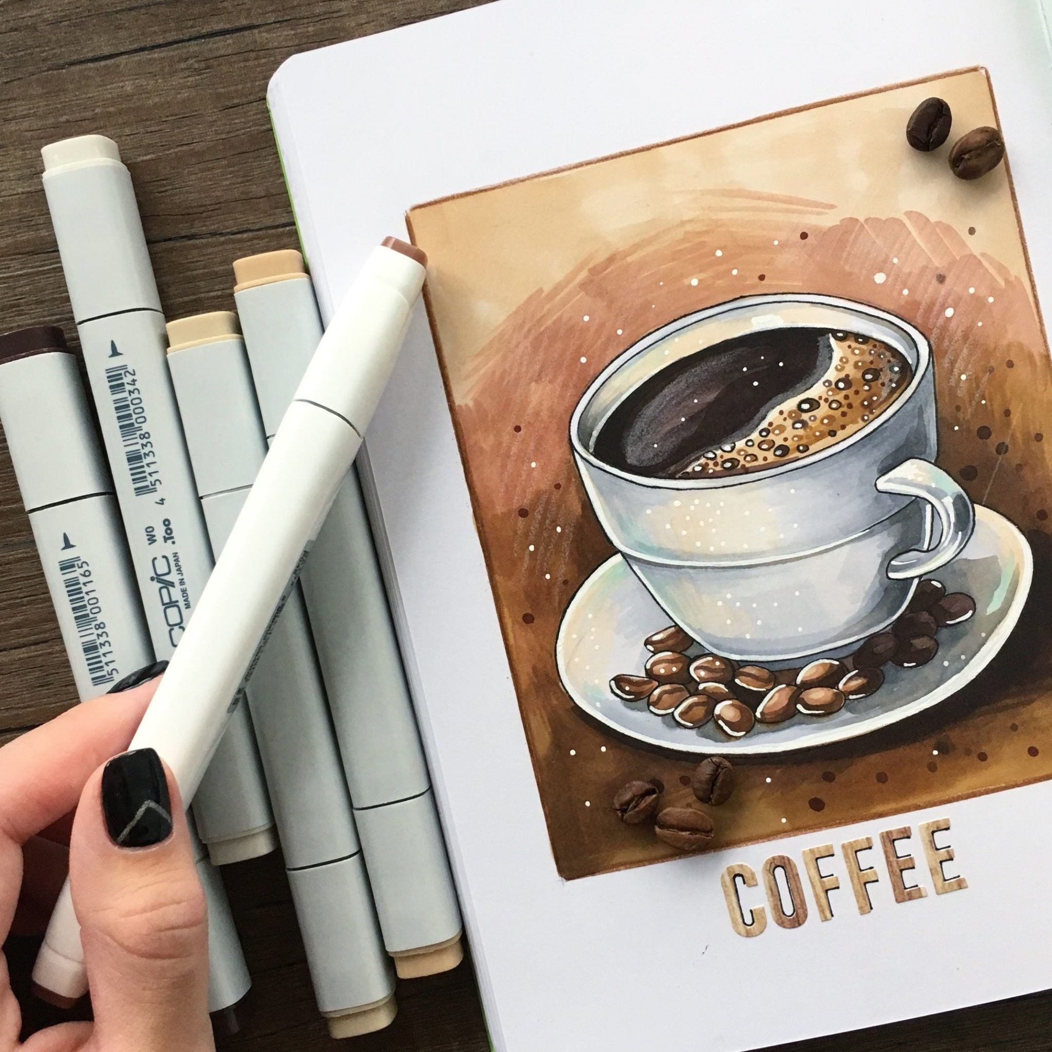 Copic Illustration For Beginners