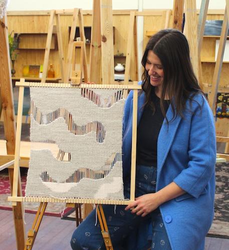 Rachel from Wunder Weave