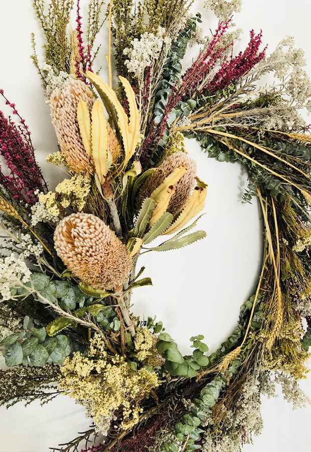 Make A Forever Wreath (Saturday Session)