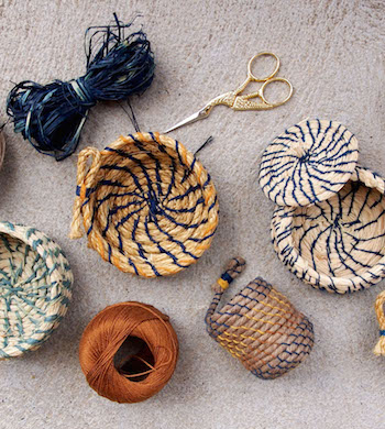 Introduction To Basket Weaving