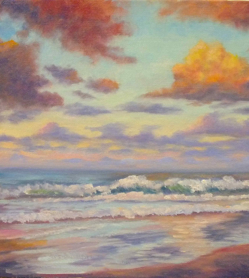 Oil Painting For Beginners: Painting Waves