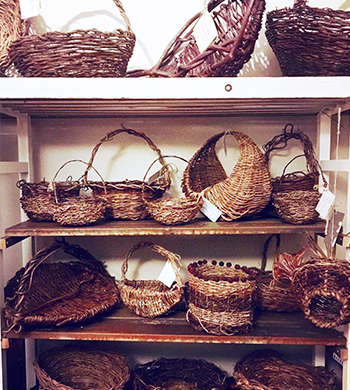 Wild Basket Weaving