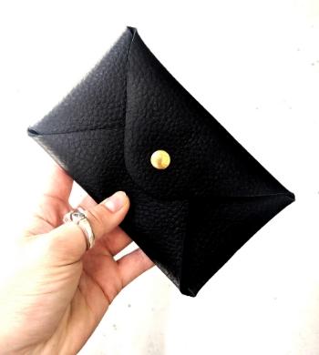Make A Leather Purse