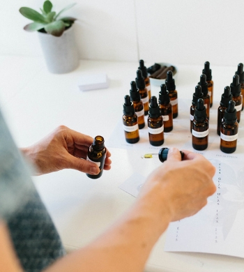 Essential Oil Blending & Perfume Workshop