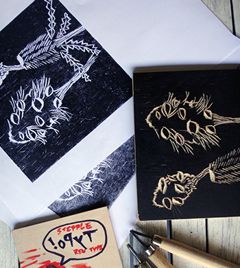Woodcut Printmaking Basics