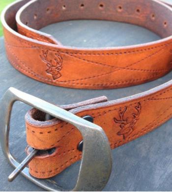 Leather Belt Making Workshop