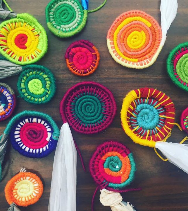 Sustainable Basket Weaving
