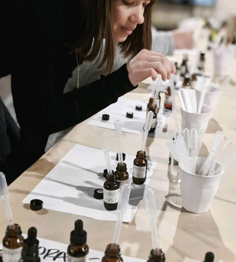 DIY Perfume Masterclass