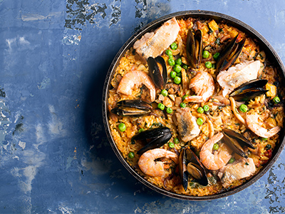 How to cook a Spanish Paella