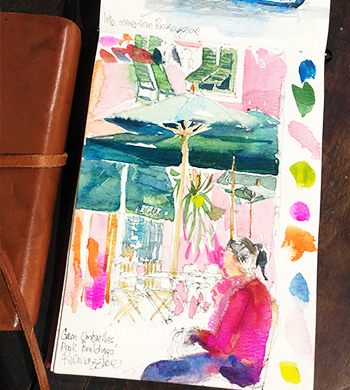 Creative Travel Journaling