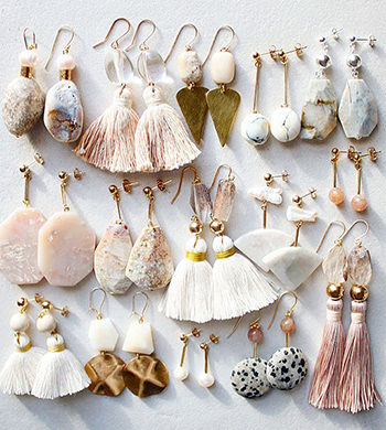 Statement Earrings: Festive Edition!