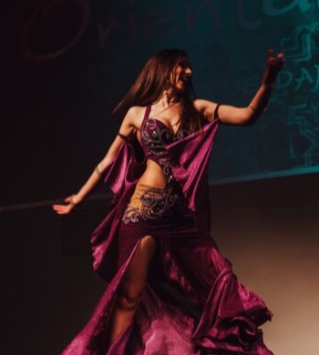 Sensual Belly Dancing