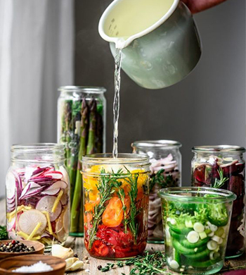 Pickling & Lacto-fermentation Basics