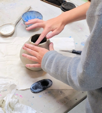 Intro to ceramics