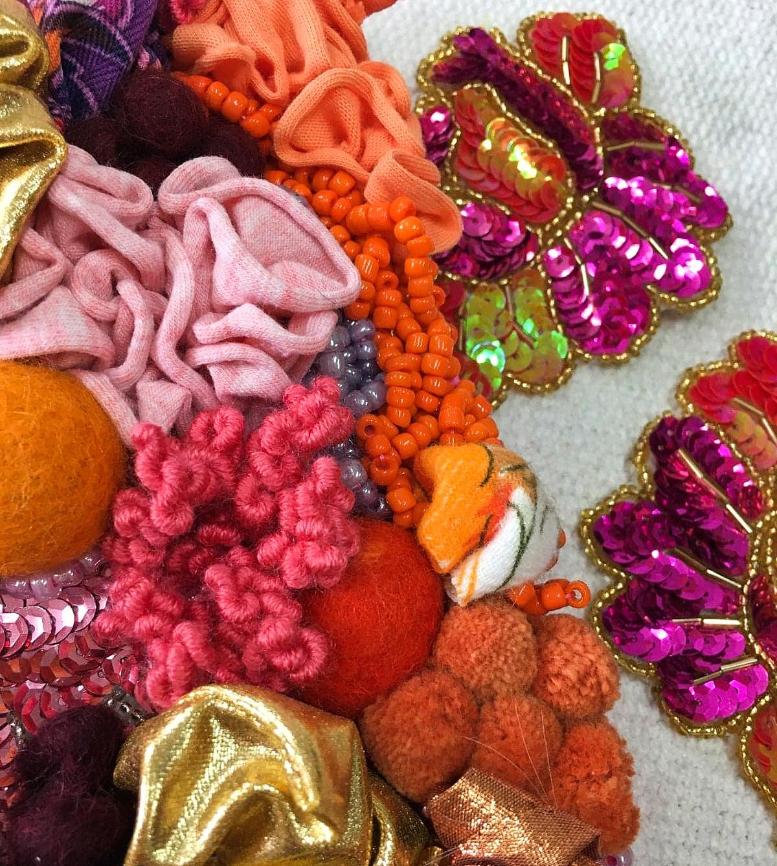 Fabric Embellishment