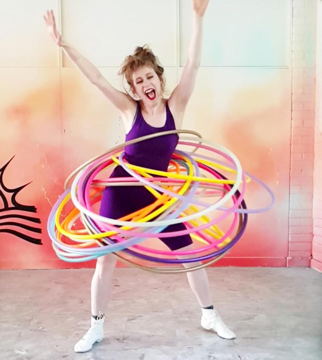 Hula Hooping Basics
