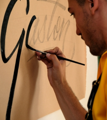 Introduction to Sign Painting