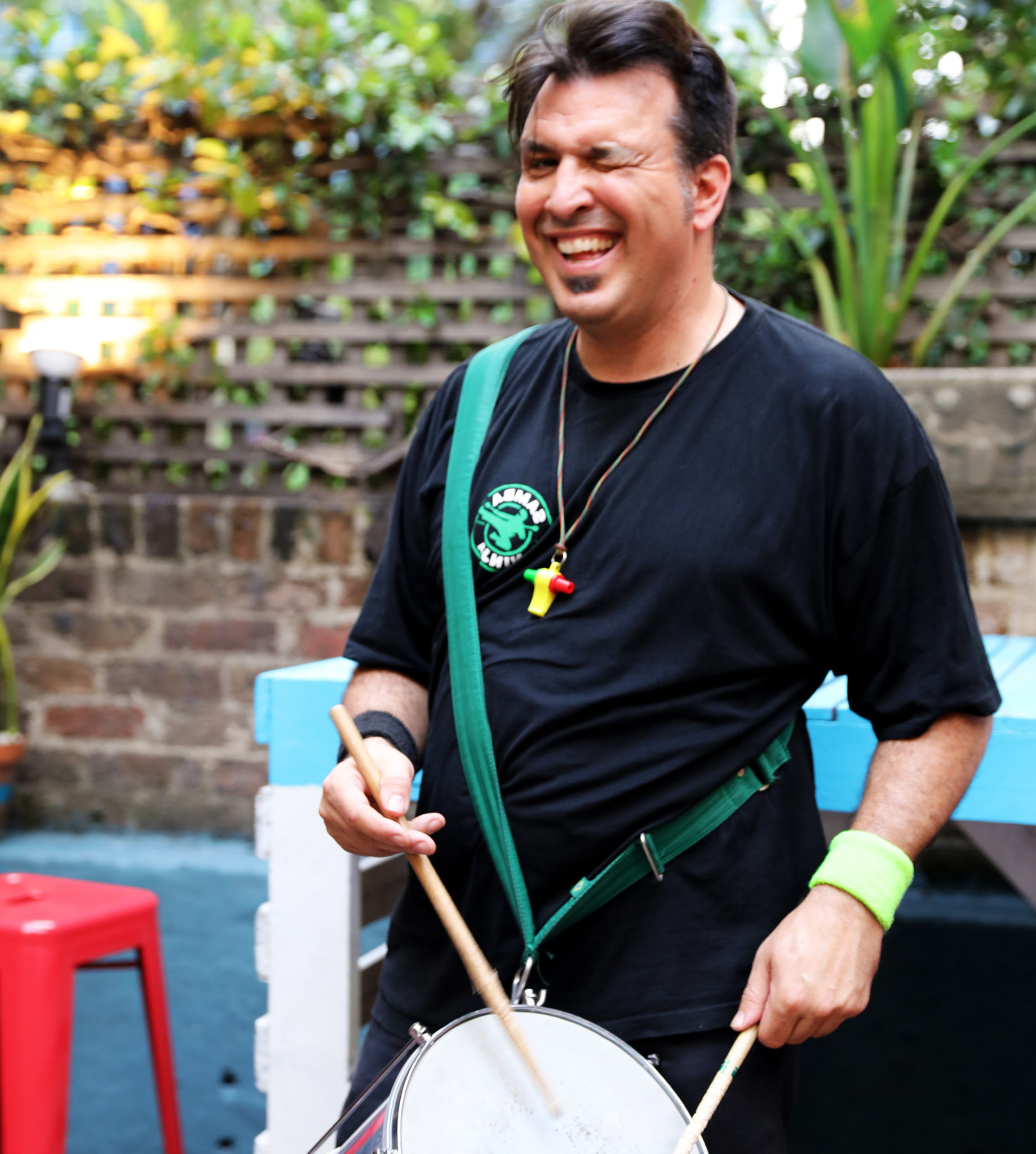 Introduction to Afro-Brazilian Bloco Drumming
