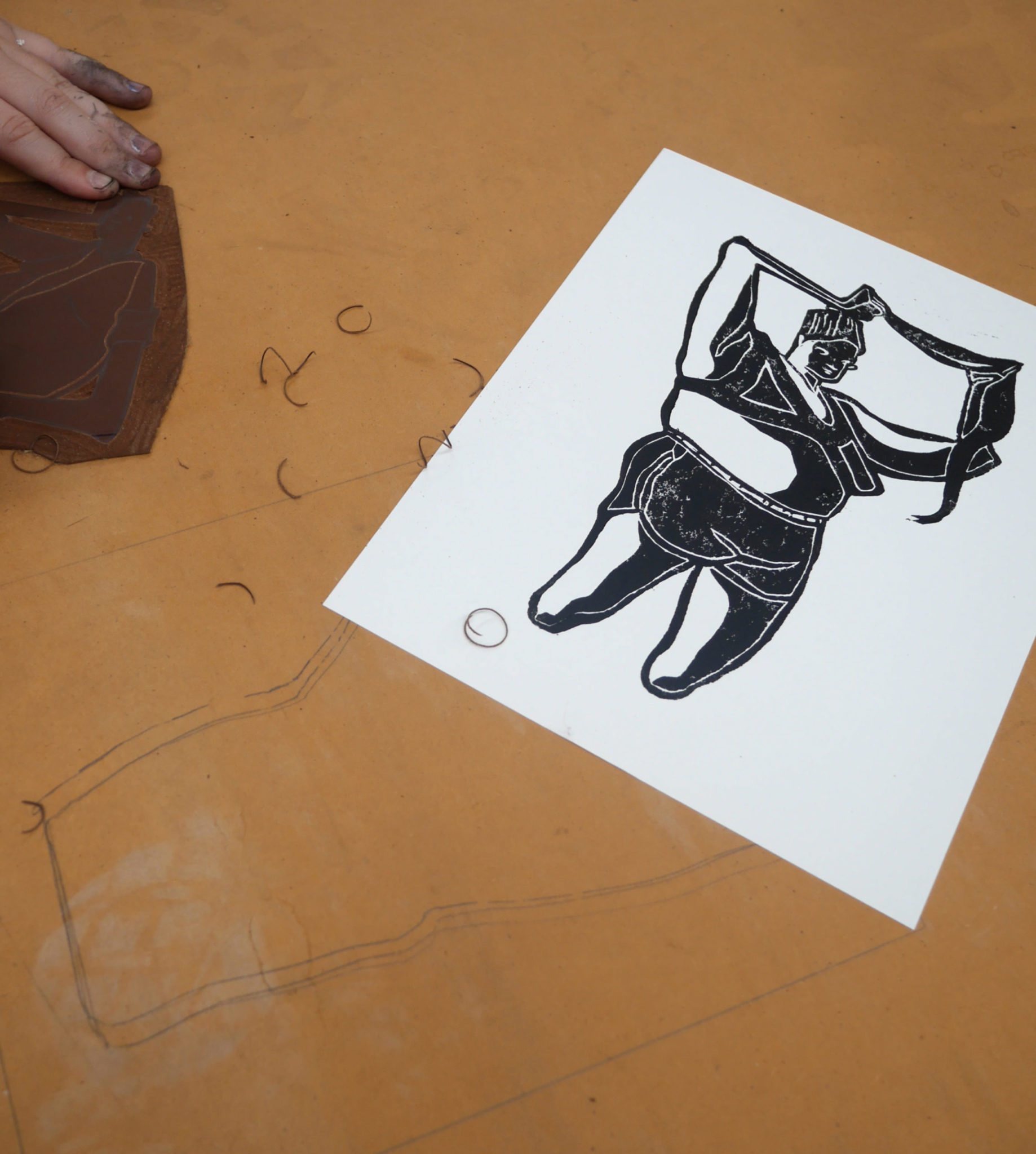A Beginners Guide to Lino Printing