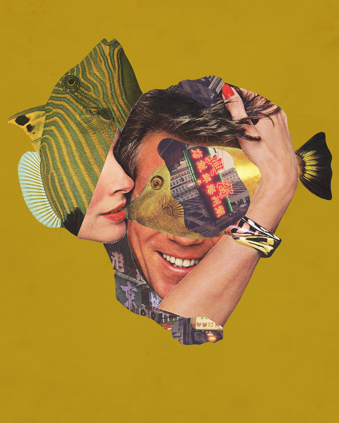 Sydney Collage Society Presents: Contemporary Collage